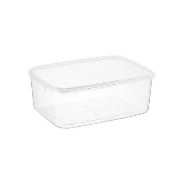 4.2 qt. Tellfresh® Oblong 4 ltr.