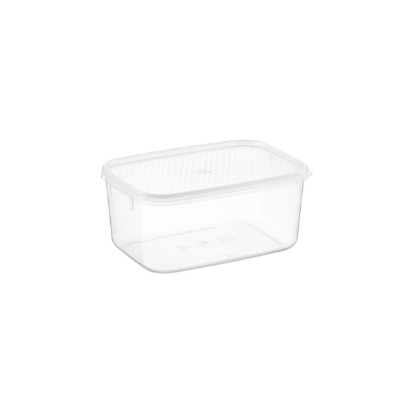 1.9 qt. Tellfresh® Oblong 1.8 ltr.