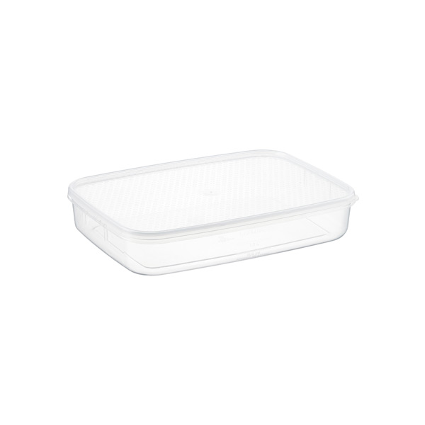 1.8 qt. Tellfresh® Oblong 1.75 ltr