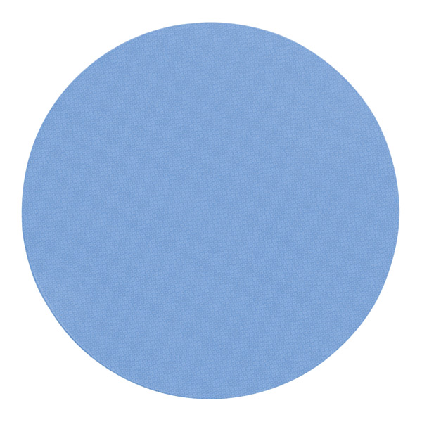 3M Scotch® Restickable Circles Periwinkle Pkg/18