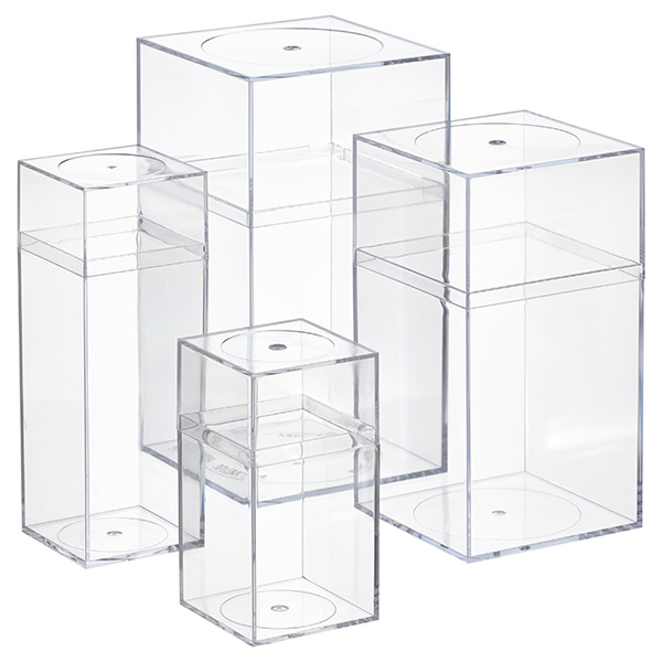Superior Clear Amac Boxes