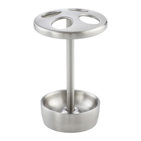 Forma Toothbrush Stand Stainless