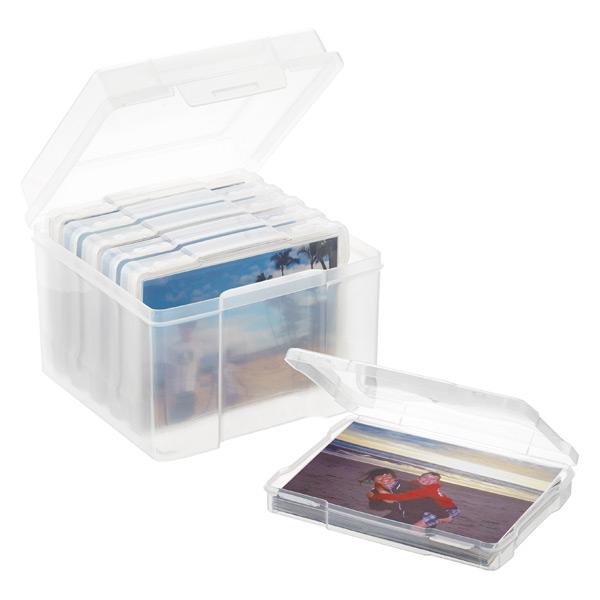 photo storage box 6 case 5 x 7 photo storage box the container