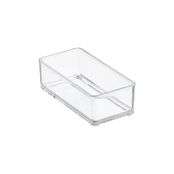 Acrylic Stacking Drawer Organizers The Container Store