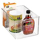 iDESIGN Linus X-Large Pantry Bin Clear