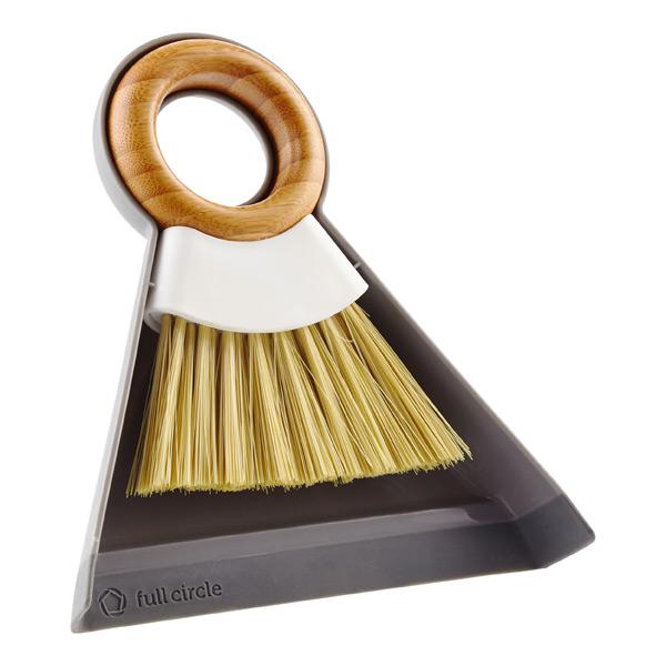mini bamboo brush u0026 dustpan