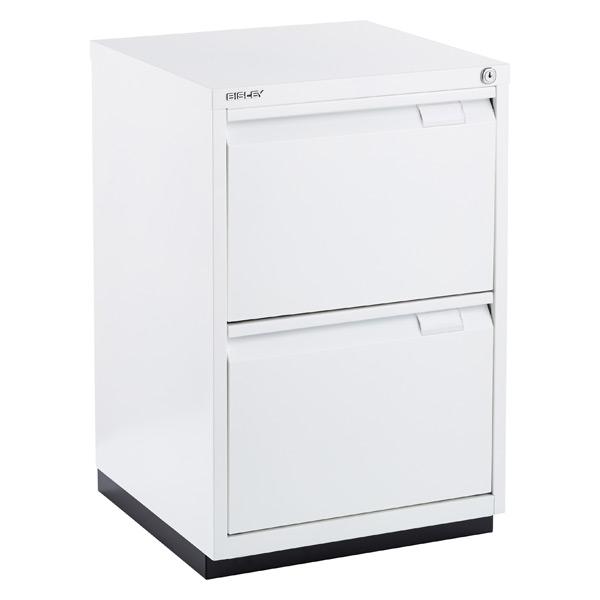 White Bisley Premium File Cabinet ...