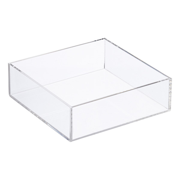 Square Acrylic Trays The Container Store