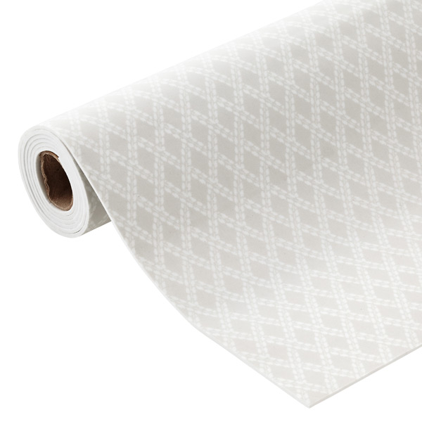 Perfect Grey Fabric Top Drawer Liner