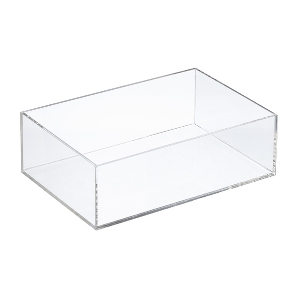 Rectangle Acrylic Trays  sc 1 st  The Container Store & Rectangle Acrylic Trays | The Container Store Aboutintivar.Com