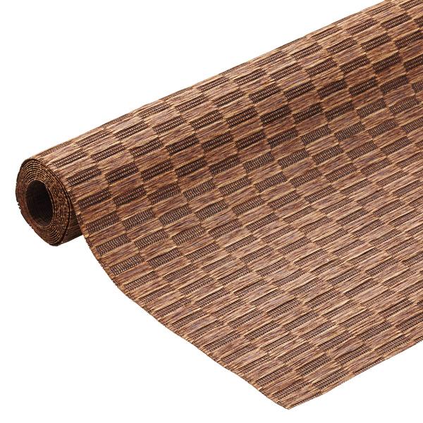 natural fiber drawer shelf paper liner the container store. Black Bedroom Furniture Sets. Home Design Ideas