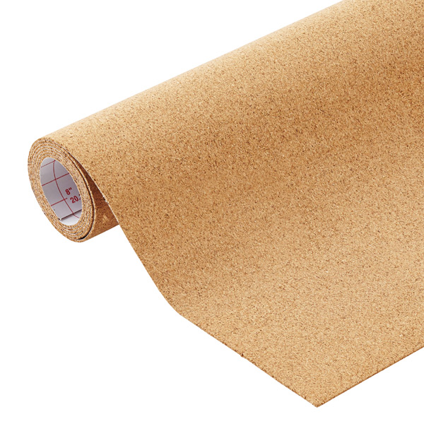 Kitchen Shelf Liner Tips: Cork Self-Adhesive Drawer & Shelf Liner
