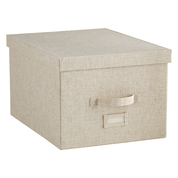 Linen Storage Linen Storage Boxes The Container Store