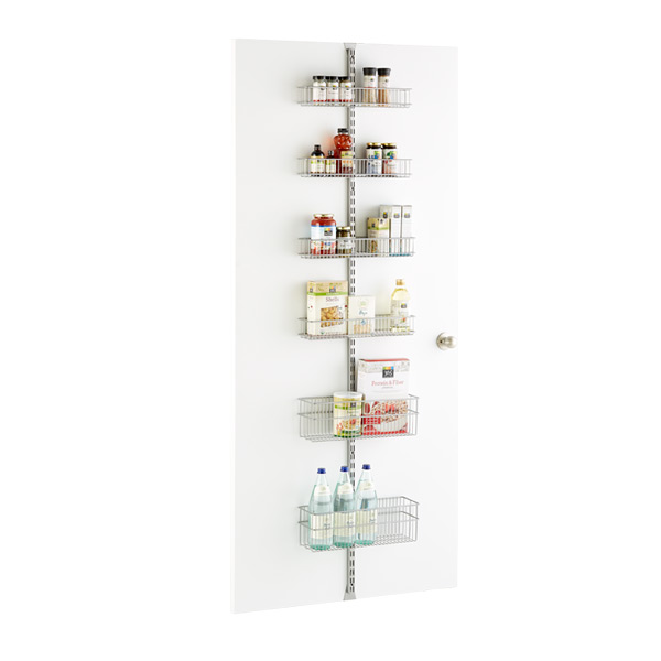 Awesome Platinum Elfa Utility Door U0026 Wall Rack System Components