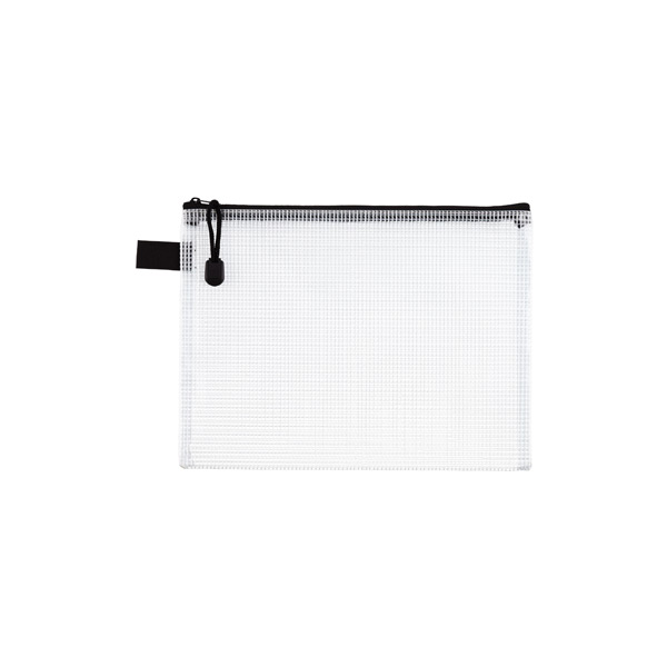 Zippered Pouch Zippered Vinyl Amp Mesh Pouches The