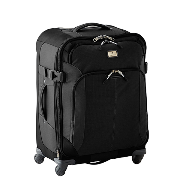 "Eagle Creek™ Black 25"" Adventure 4-Wheeled Luggage"