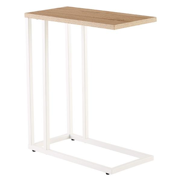 Rustic Oak C Table ...