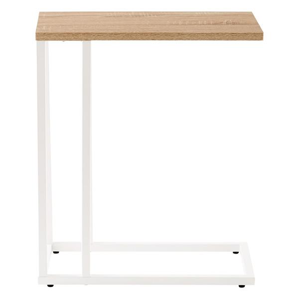 Rustic Oak C Table