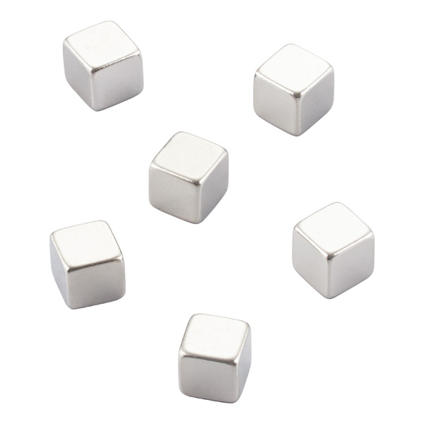 three by three stainless mighty magnets the container store