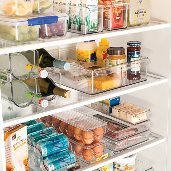 Refrigerator Organization Bins Fridge Binz The Container Store