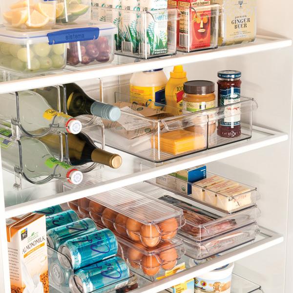 Refrigerator Organization Bins Fridge Binz The Container Store
