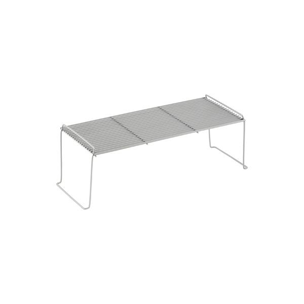 Medium Flat Wire Stackable Shelves