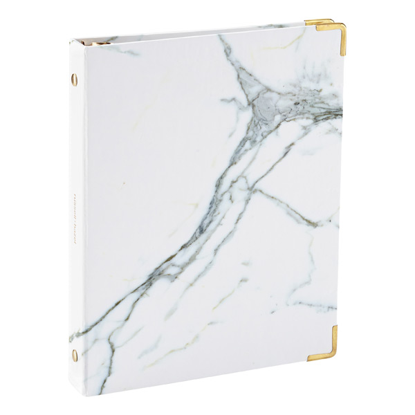 band binder covers