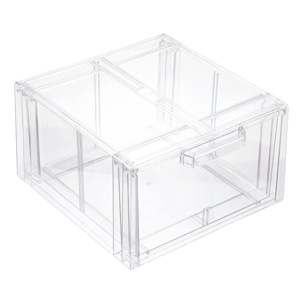 Great Clear Stackable Sweater Drawer