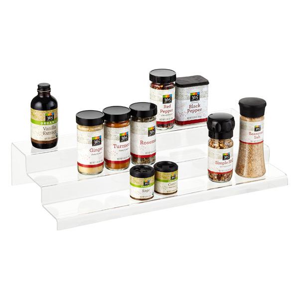 3 Tier Acrylic Cabinet E Organizer