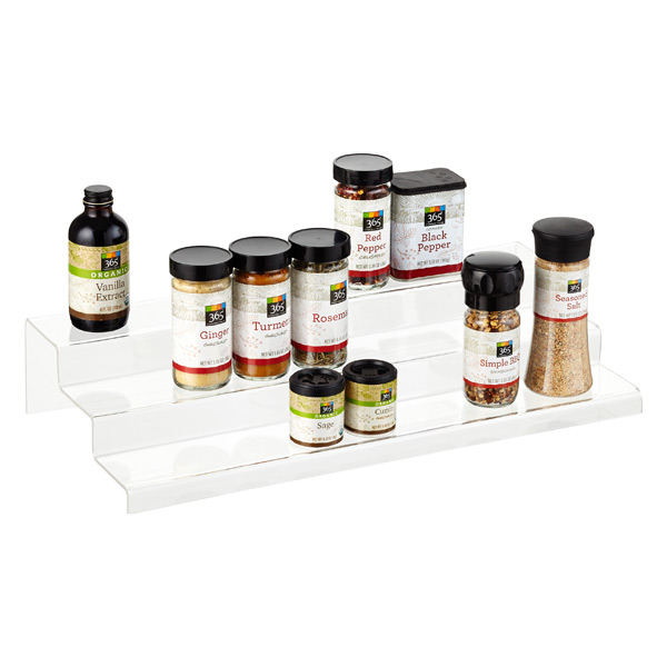3 Tier Acrylic Cabinet U0026 Spice Organizer ...