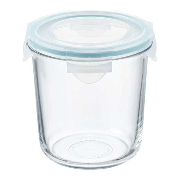Glasslock Slimline Food Storage With Lids The Container