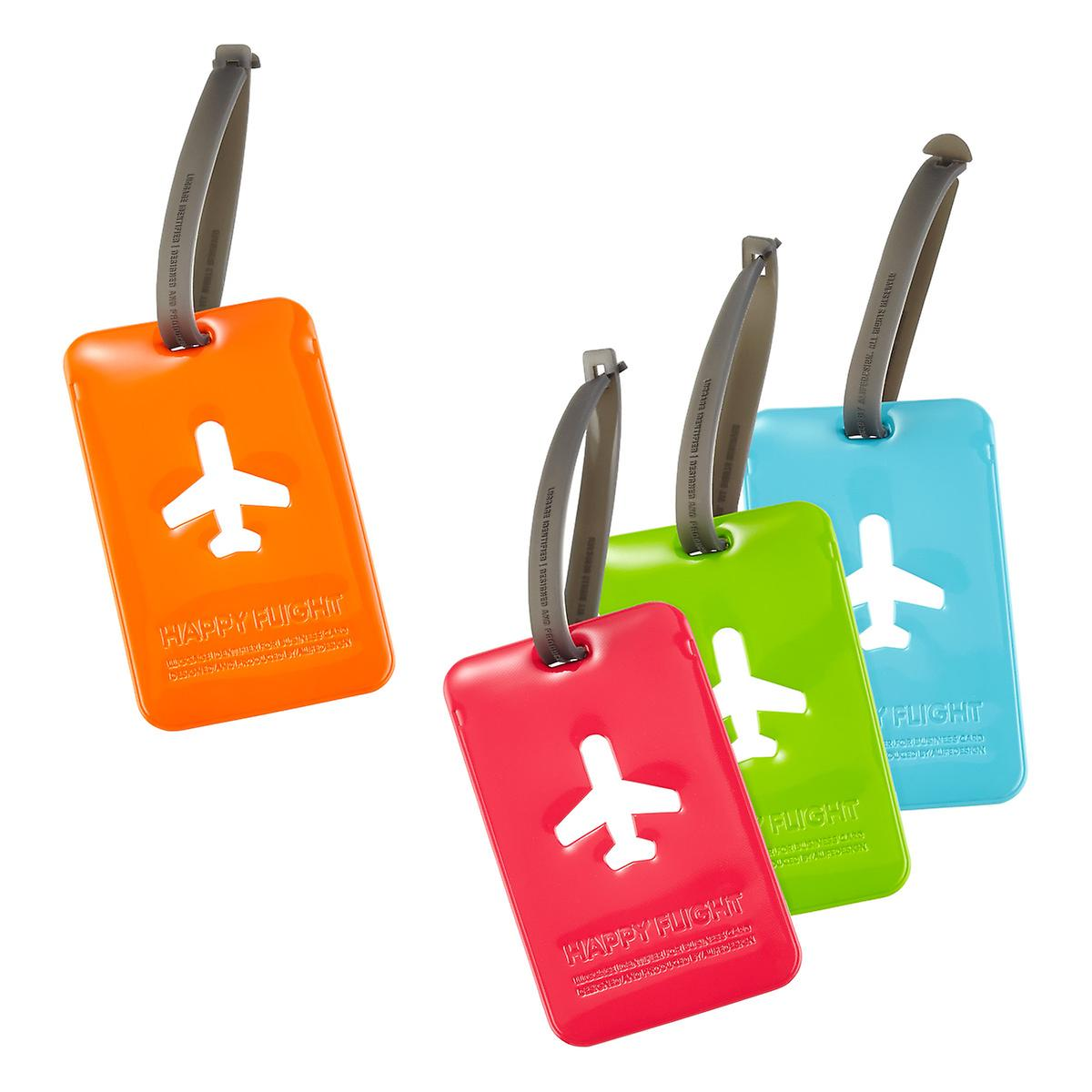 Hy Flight Luggage Tags The