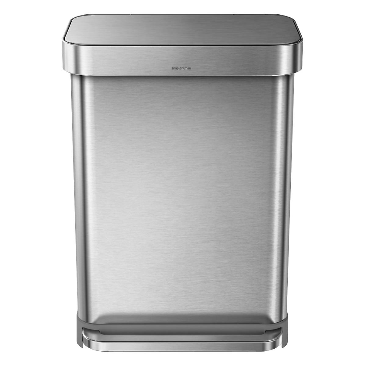 Stainless Steel Trash Can ...