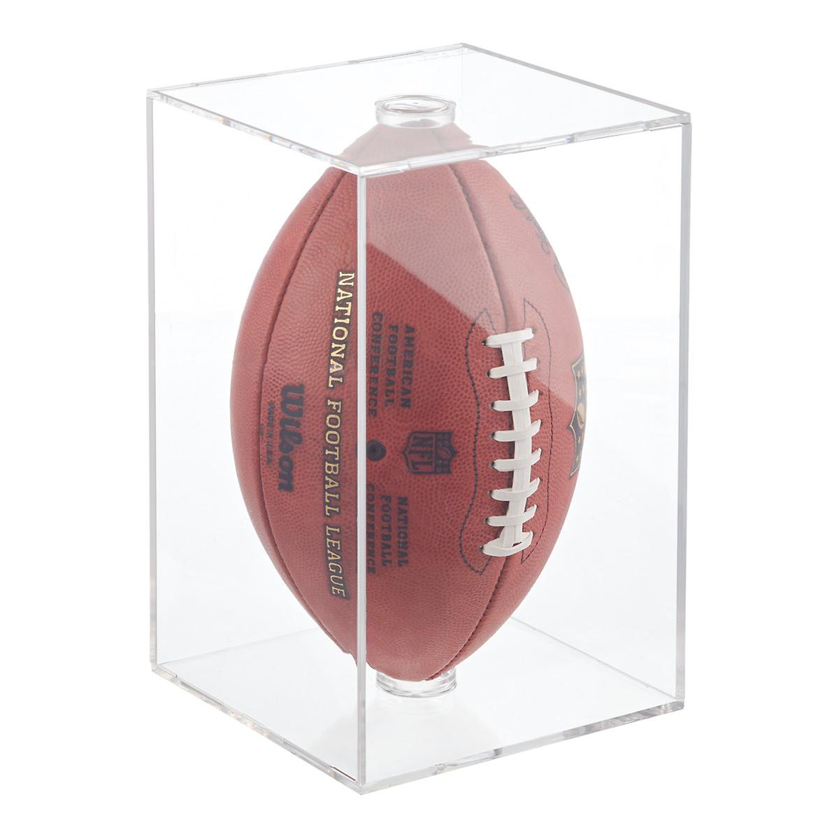 Ballqube Football Display Cube The Container Store