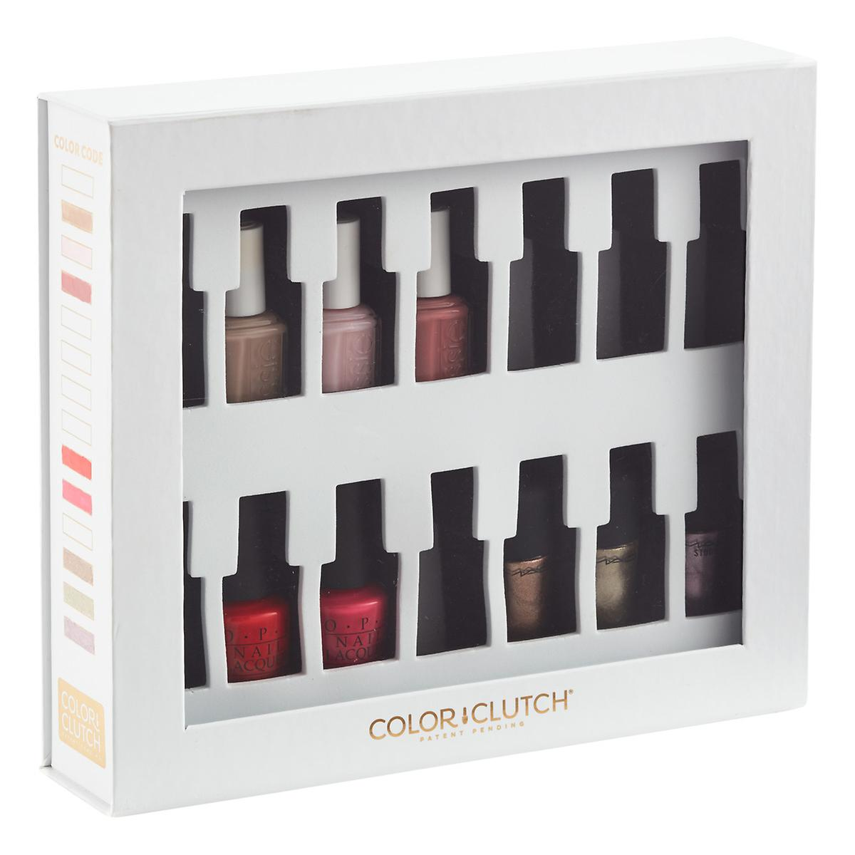 Color Clutch Nail Polish Holder | The Container Store