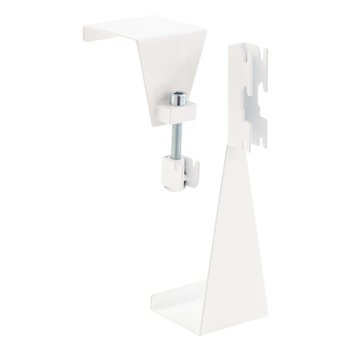 White elfa utility Over the Door Hooks ...