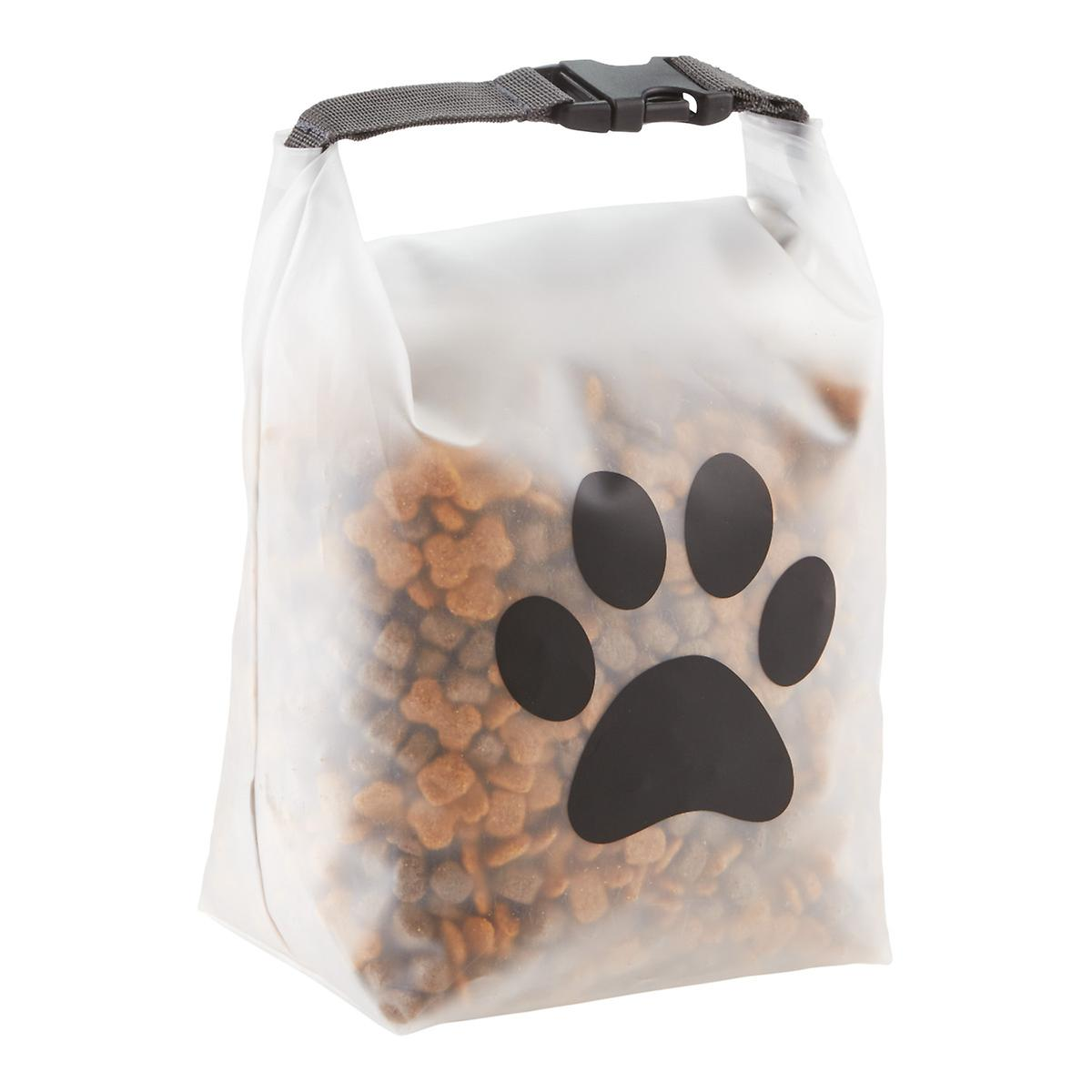 Blue Avocado Reusable Pet Food Storage Bag The Container Store