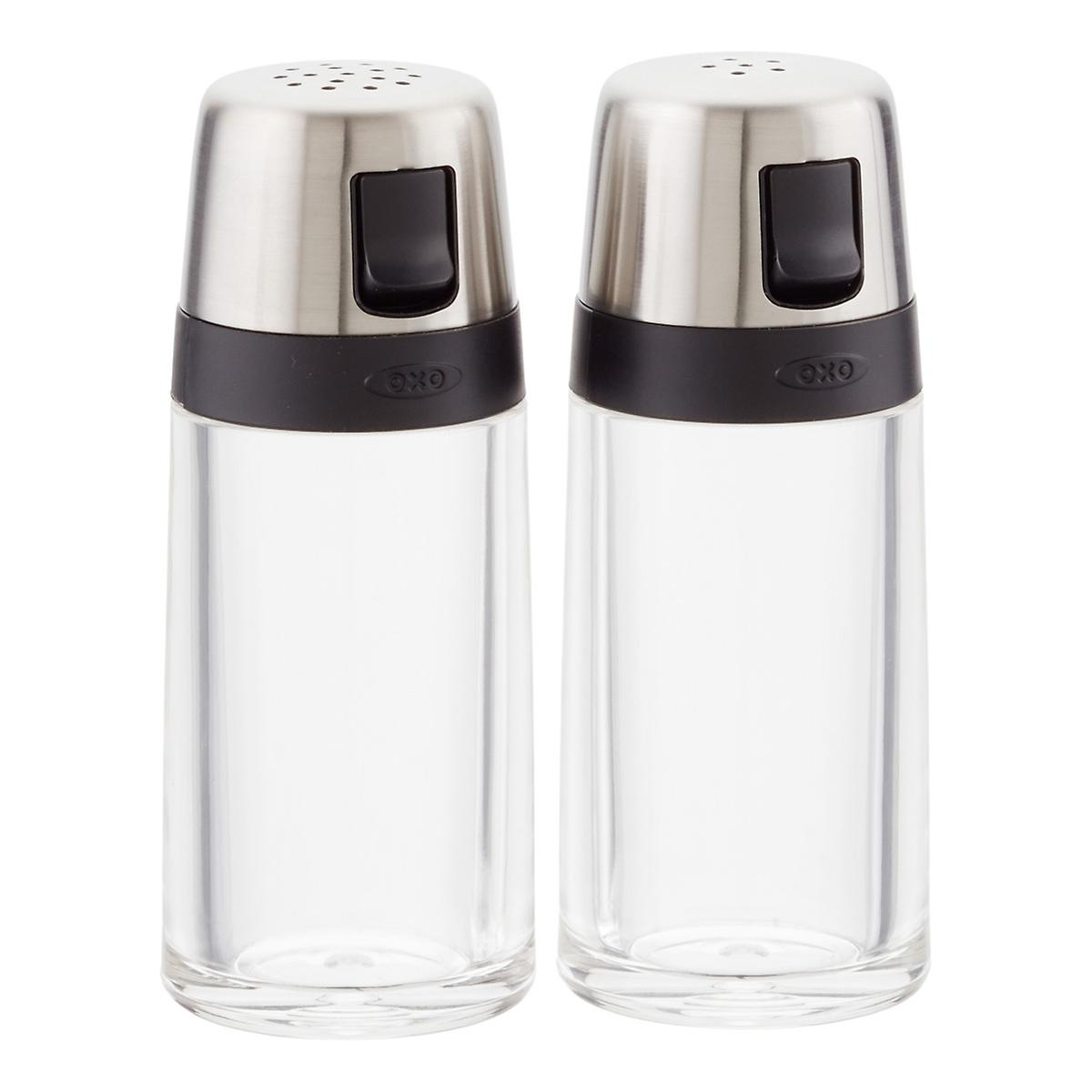 Oxo Good Grips Salt Pepper Shakers The Container Store Signora Hand Vacuum
