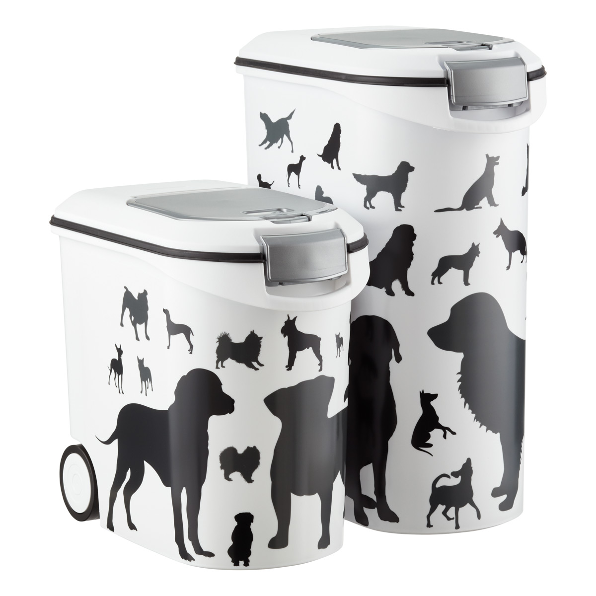 Dry Dog Food Containers ...