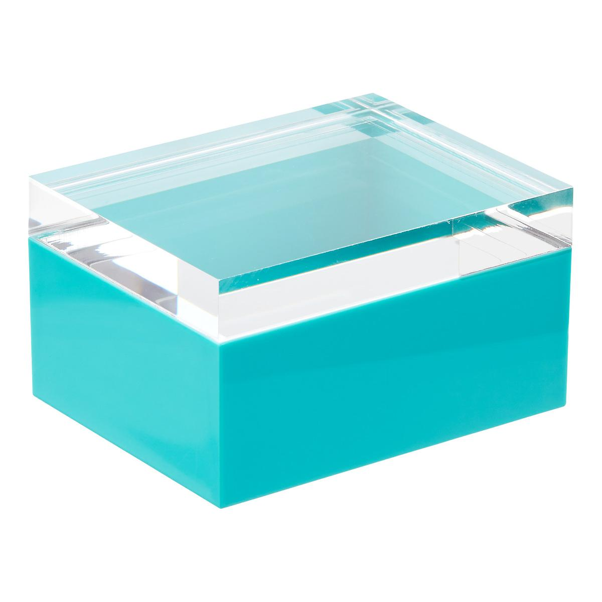 Acrylic Box Lid : Acrylic lid boxes the container store
