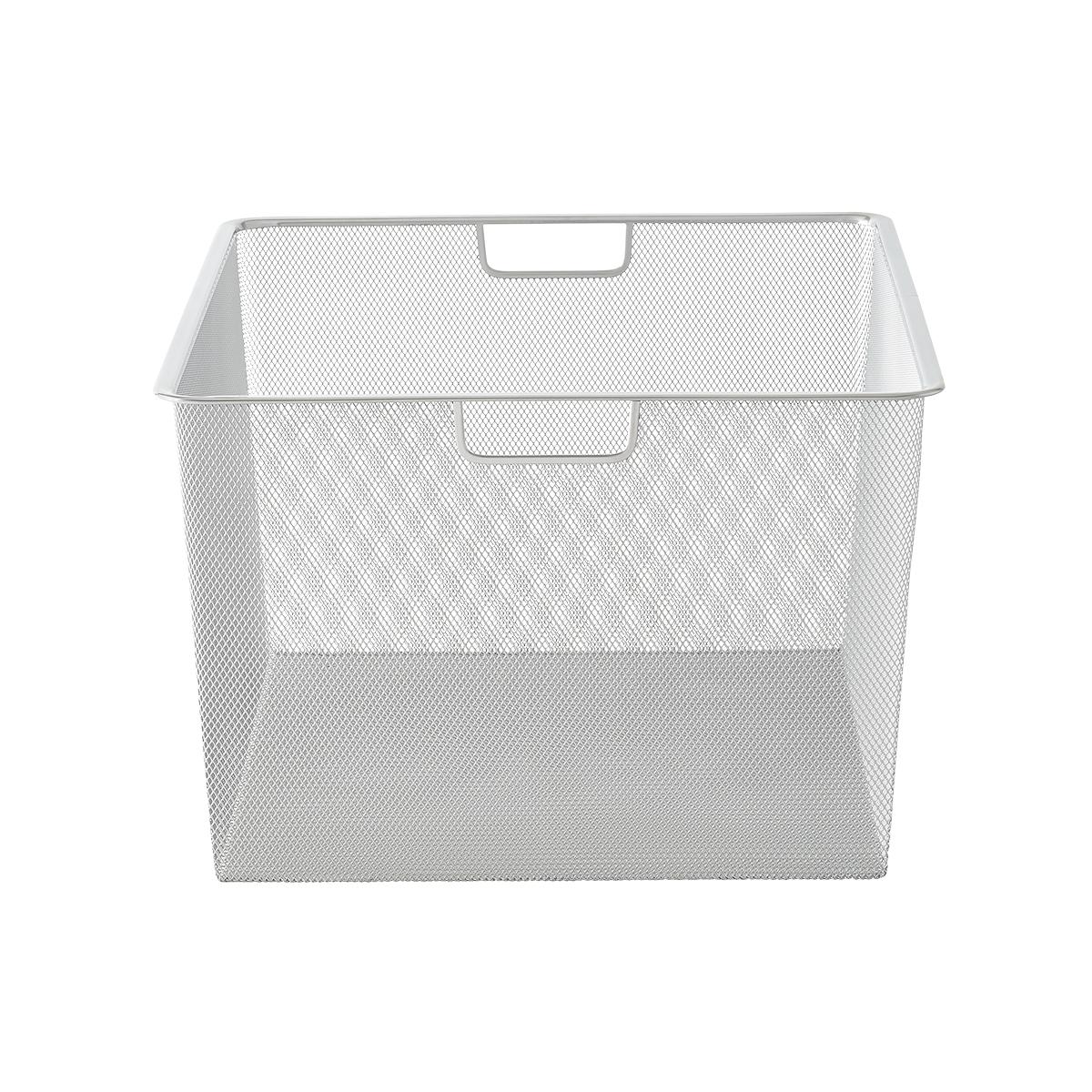 Platinum Elfa Mesh Dresser Easy To Assemble Dresser7
