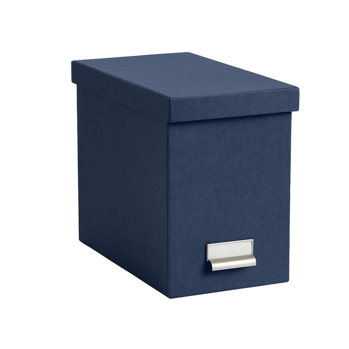 Roll Around File Cabinets Bigso Navy Stockholm Desktop File The Container Store