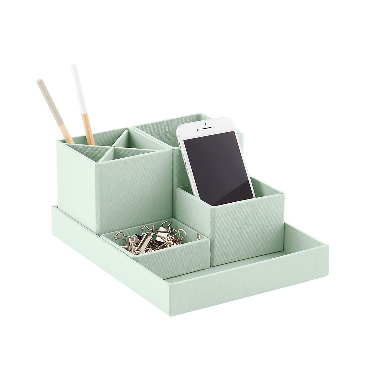 Favorite Bigso Mint Stockholm Desktop Organizer | The Container Store OZ22
