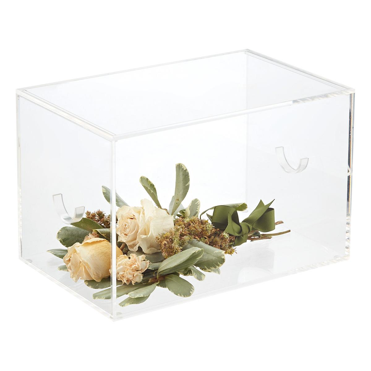 Acrylic Football Premium Display Cube