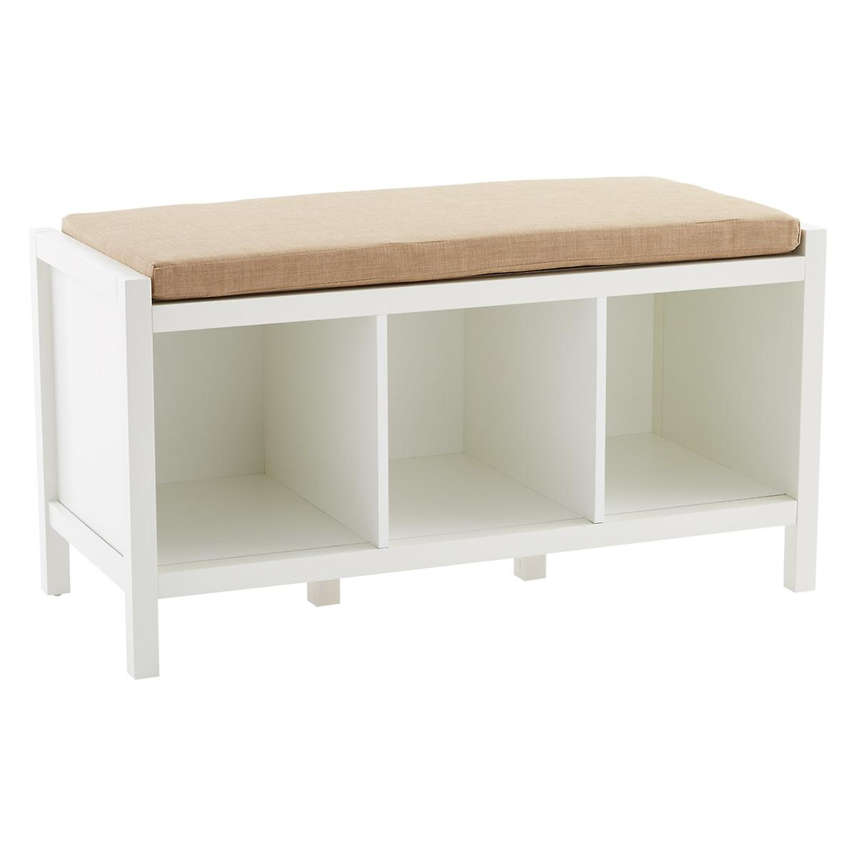 Entryway Storage Bench Storage Bench Division Storage Bench The Container Store