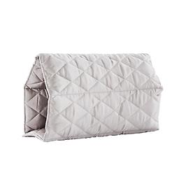 Medium Quilted Handbag Shaper Platinum