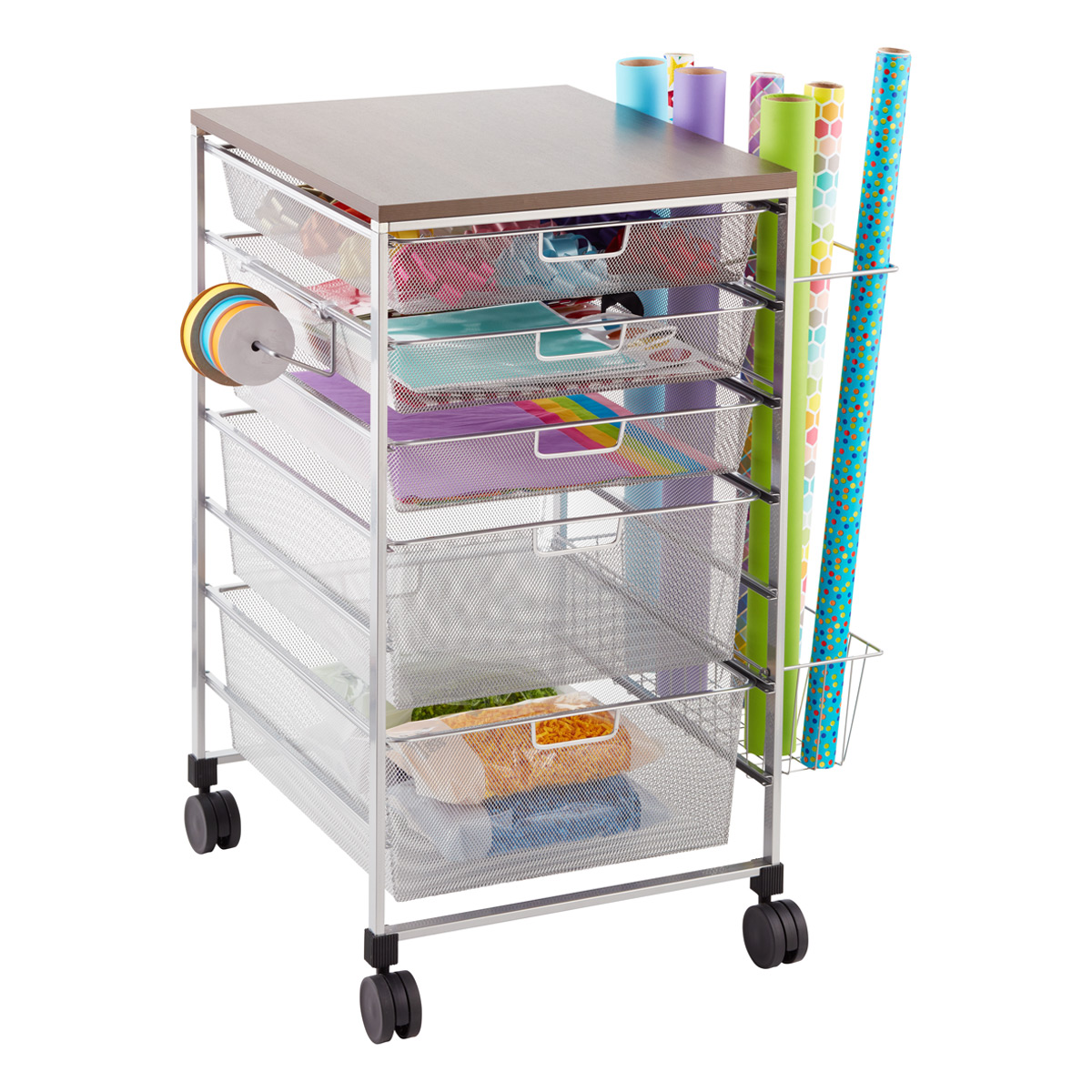Gift Wrap Storage Container I7