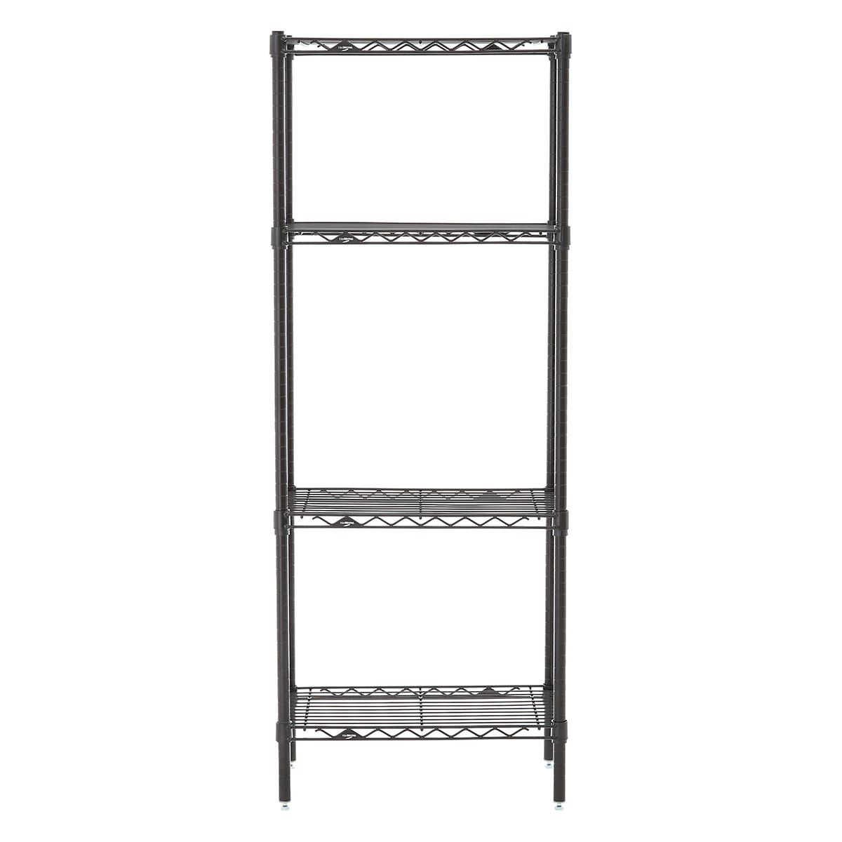 InterMetro 4-Shelf Tower Solution   The Container Store