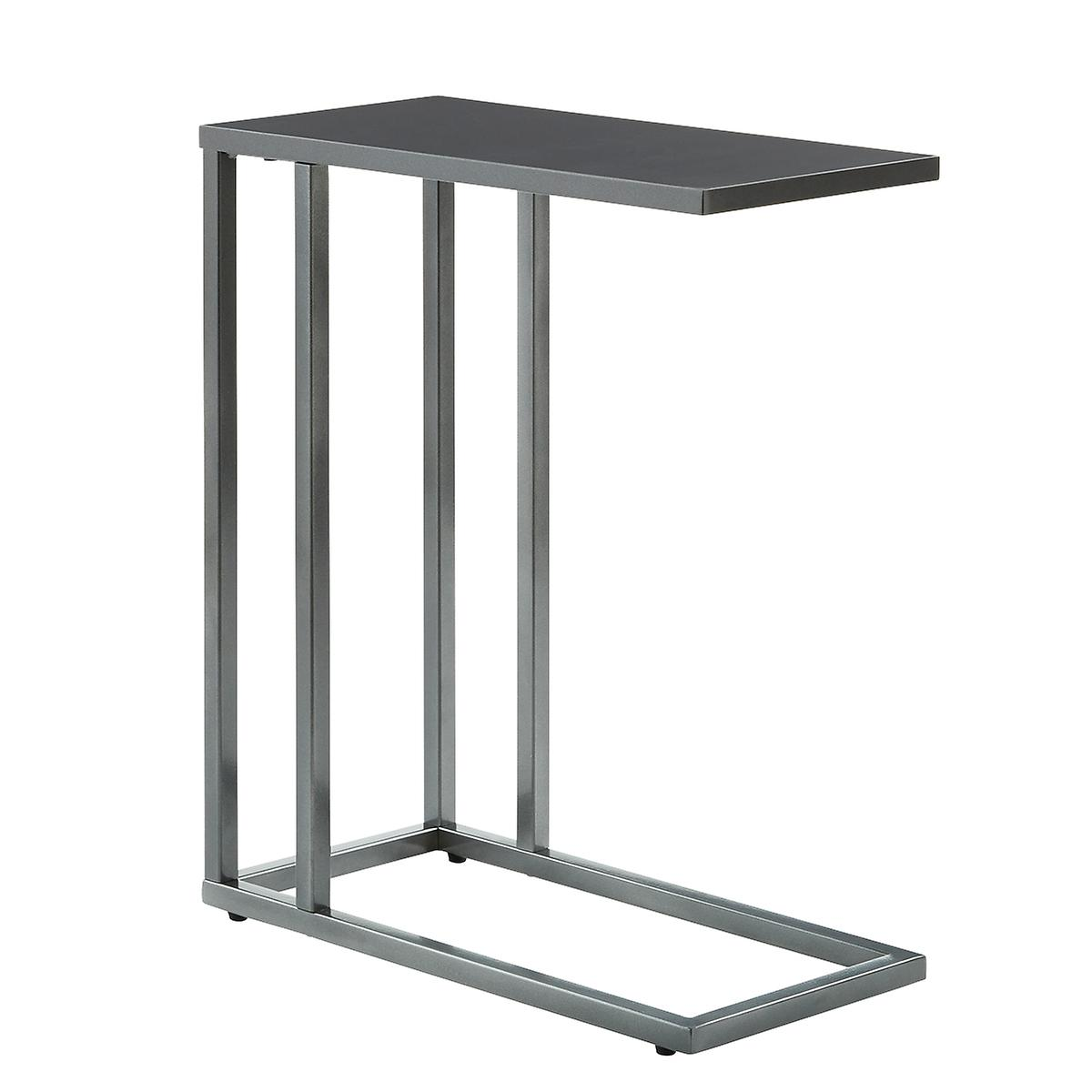 Anthracite C Table The Container Store