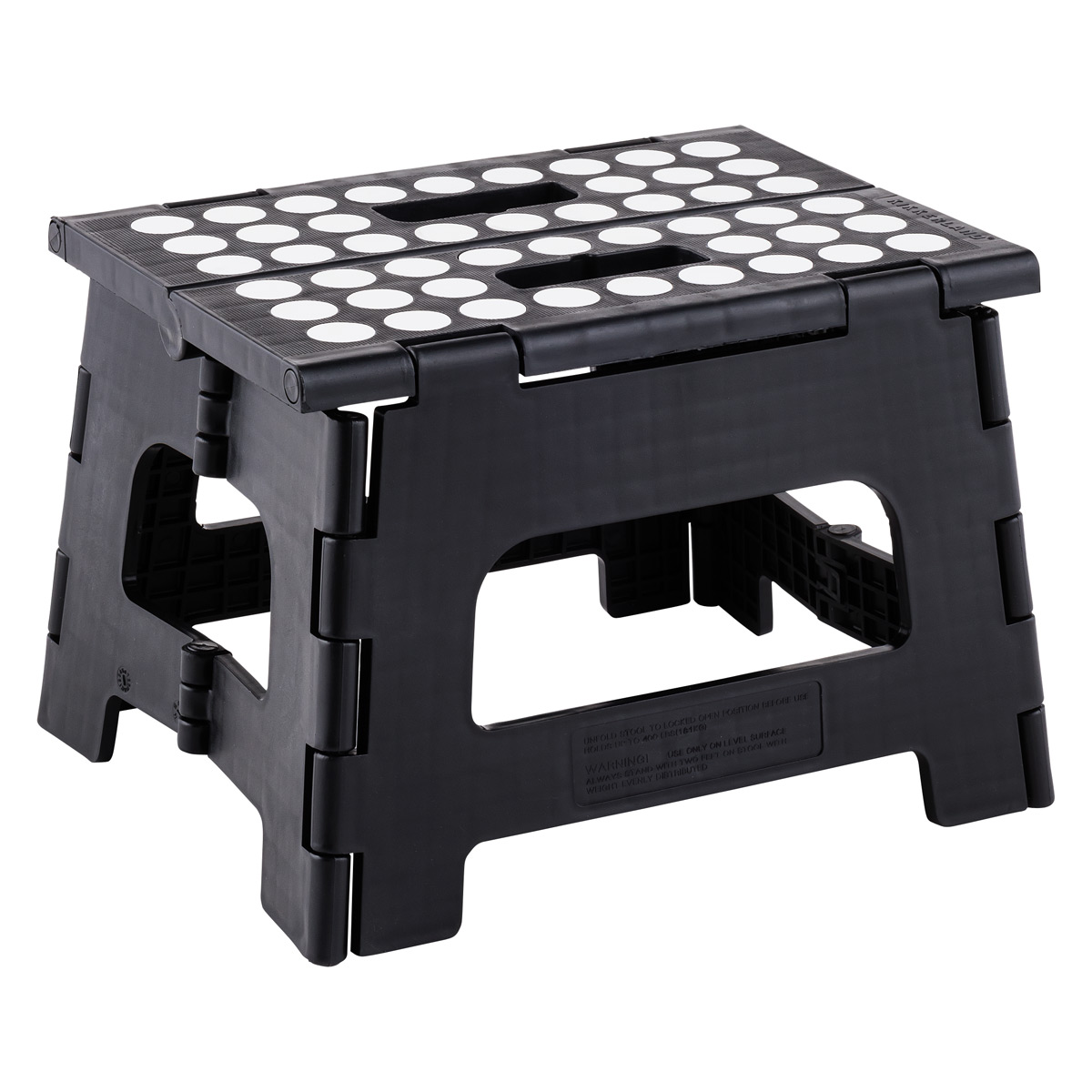 Easy Fold Step Stool ...  sc 1 st  The Container Store & Folding Step Stool - Black Easy Folding Step Stool | The Container ... islam-shia.org